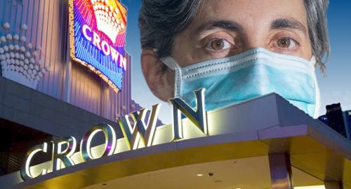 australia-crown-resorts-melbourne-casino-covid-lockdown