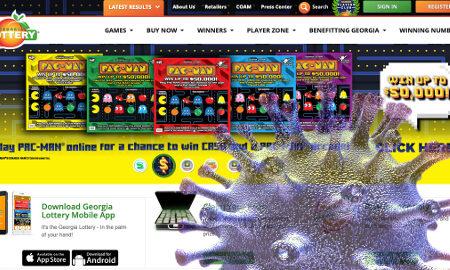 georgia-lottery-online-sales-pandemic
