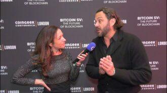 Michael Caselli impressed by innovation of Bitcoin SV platform