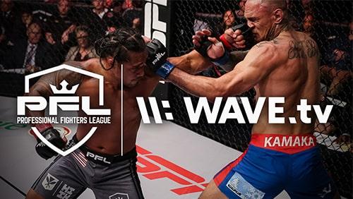 Professional-Fighters-League-strengthens-WAVE.tv's-MMA-portfolio-through-landmark-content-and-distribution-partnership