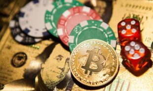 bitcoin and gambling
