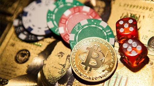 bitcoin dan perjudian