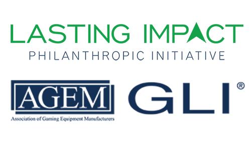 logos of AGEM, GLI and Lasting Impact Philantropic Initiative