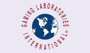 Logo of Gaming Laboratories international