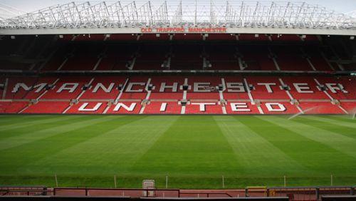 manchester united football stadium