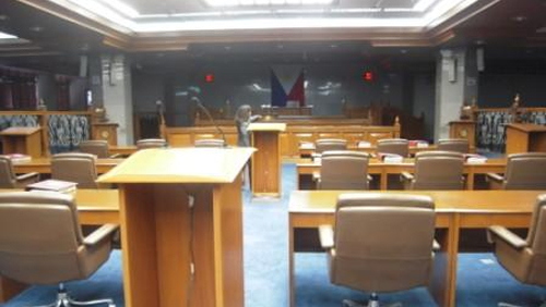 Philippine Senate office