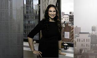 Photo of Ishwara Glassman Chrein, Head of Sports Partnerships, Verizon Media/Yahoo Sports