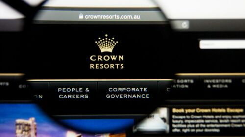 Crown Resorts site