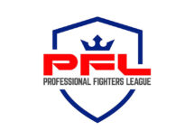 Professional Fighters League Logo