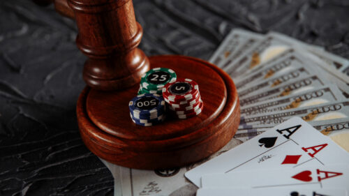 Gambling law