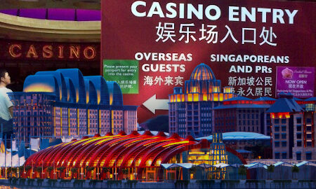 singapore casino levy