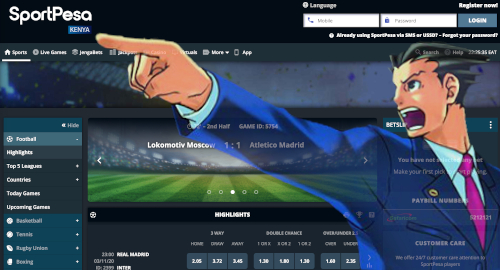 Sportpesa betting games for baseball sbo222 betting online