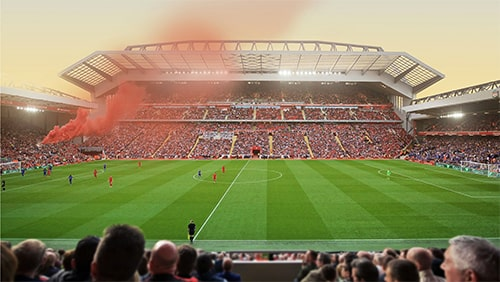 Stadion Sepakbola