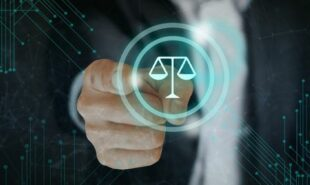 digital law regulations concept