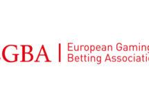 Logo of Europe Gambling & Betting Association