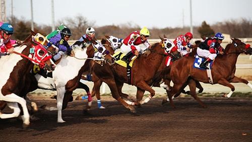 Horseracing event