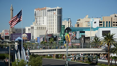 Photo of the Las Vegas Strip