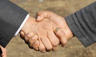 business men deal