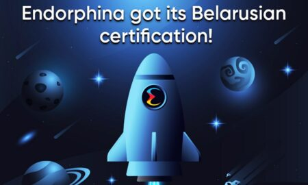 Endorphina games for the Belarus market
