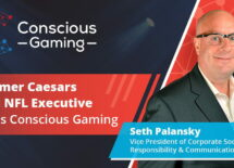 Photo of Seth Palansky the new Vice President of Corporate Social Responsibility & Communications