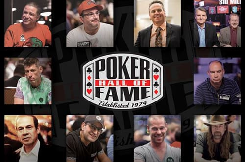 Sepuluh Terakhir untuk Memutuskan Masuk Hall of Fame Poker pada 30 Desember
