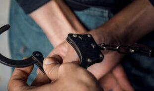 Arrested in Macau