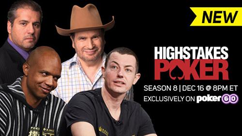 Oferta especial de póquer en pantalla: ¡vuelve el póquer de altas apuestas!