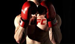 UFC boxing