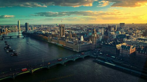 London Shutdown