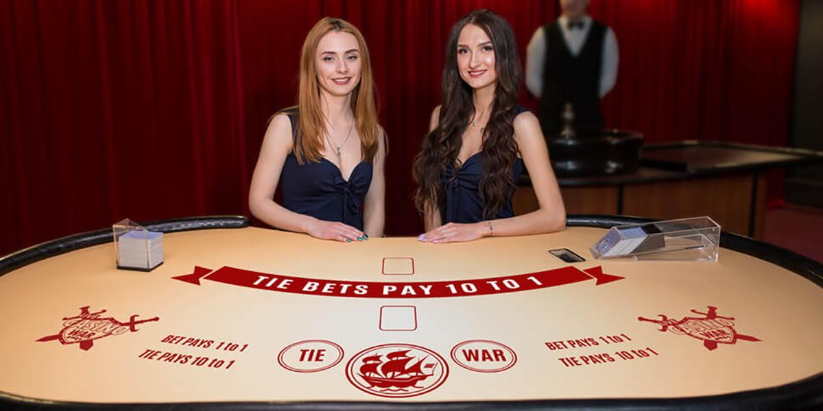 SuperSpade Games casino girls