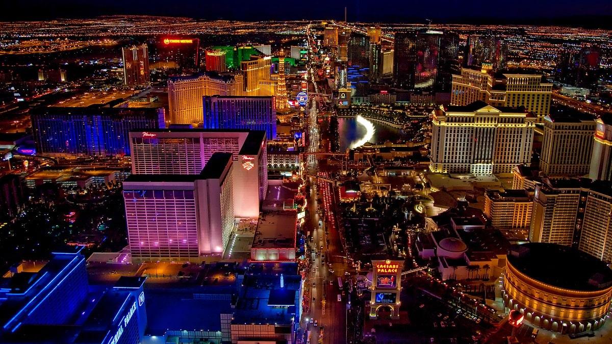 Las Vegas city