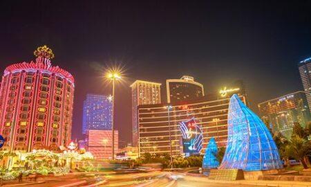 Wynn Macau, MGM Macau and Casino Lisboa