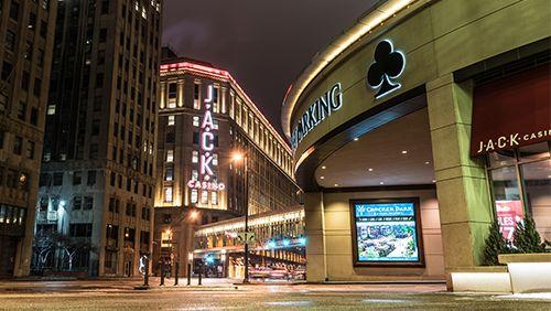 Jack Casino in Cleveland, Ohio