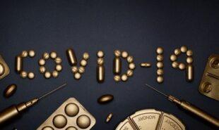 covid 19 medicine concept