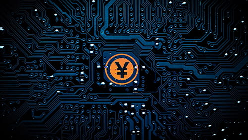 Yuan digital currency, Crypto currency