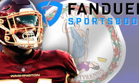 fanduel-virginia-sports-betting-launch-washington-football-team