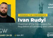 Ivan Rudyi to Speak at Ukrainian Gaming Week 2021