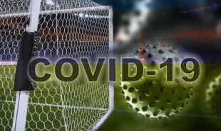English Premier League Covid test