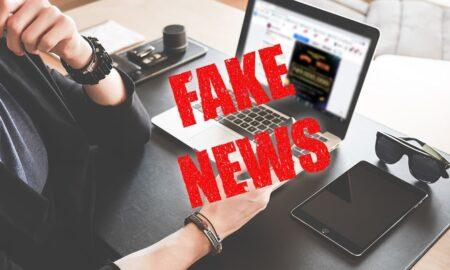 Fake News, Hoax, Press, laptop, Reading