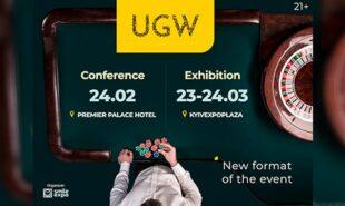 Poster Ukrainian Gaming Week 2021