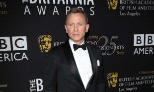 Daniel Craig at the 2012 BAFTA LA Britannia Awards, Beverly Hilton, Beverly Hills, CA 11-07-12