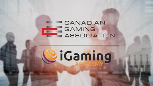 CGA bermitra dengan iGaming Academy