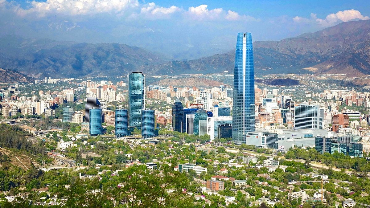Chile city