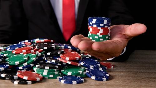 Konsep permainan kasino