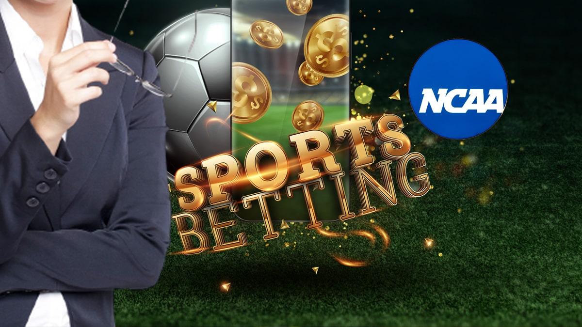 NCAA on sports betting
