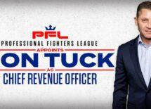Jon Tuck, Chief Revenue Officer of PFL